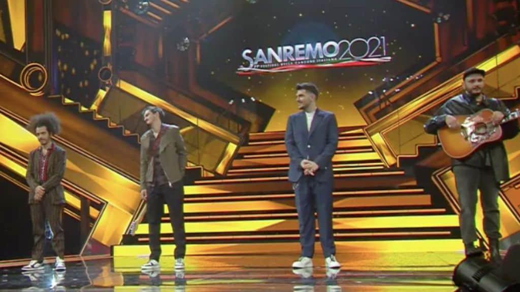 I 4 finalisti della categoria Nuove Proposte al Festival di Sanremo