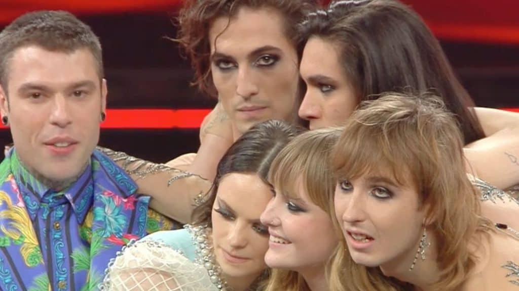 Maneskin vincono Sanremo
