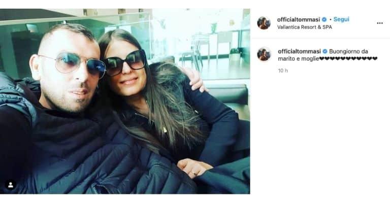 sara tommasi su instagram