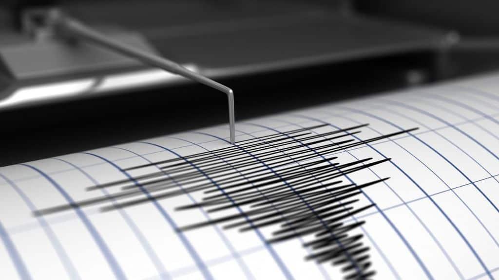sismografo immagine di repertorio