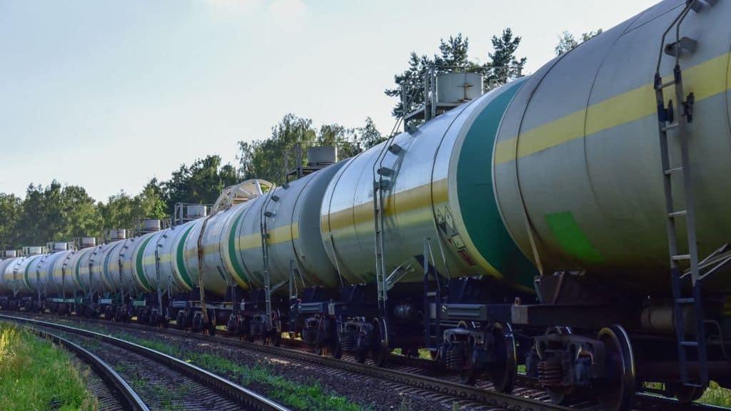 treno cisterna