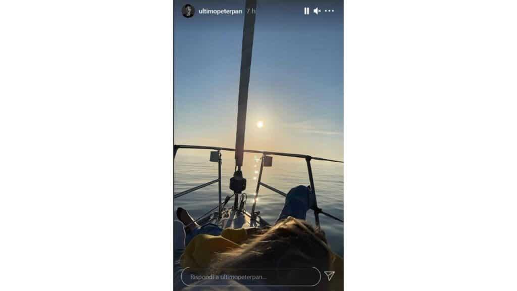 ultimo storia instagram jacqueline