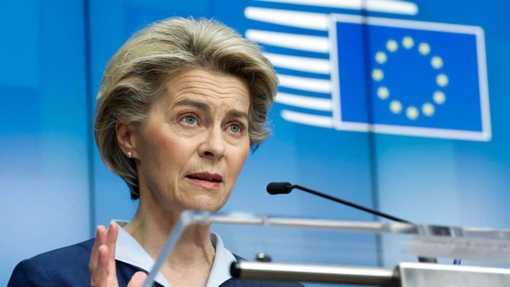 ursula von der leyen sul futuro dell'europa