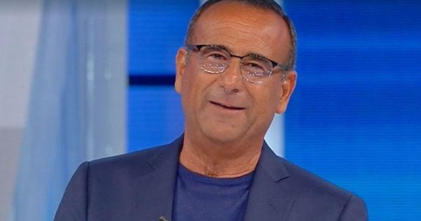 Carlo Conti su Rai 1 con Top Dieci