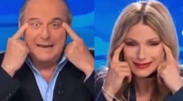 Gerry Scotti Michelle Hunziker