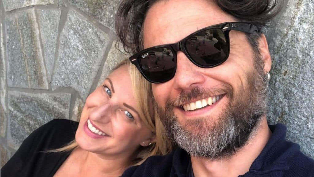 Katia Follesa e Angelo Pisani-instagram