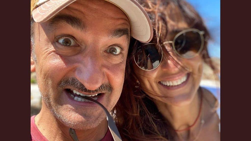 Nicola-Savino-con-la-moglie-Instagram