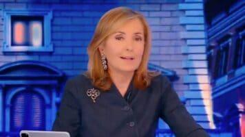 Barbara Palombelli lascia stasera italia speciale