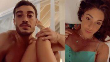 Belén Rodriguez e Antonino Spinalbese in vacanza alle Maldive, è polemica su Instagram: fiumi di critiche dopo le foto