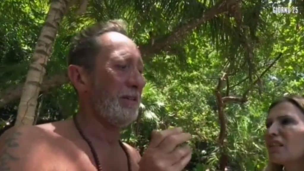 Beppe Braida lascia l'isola dei famosi