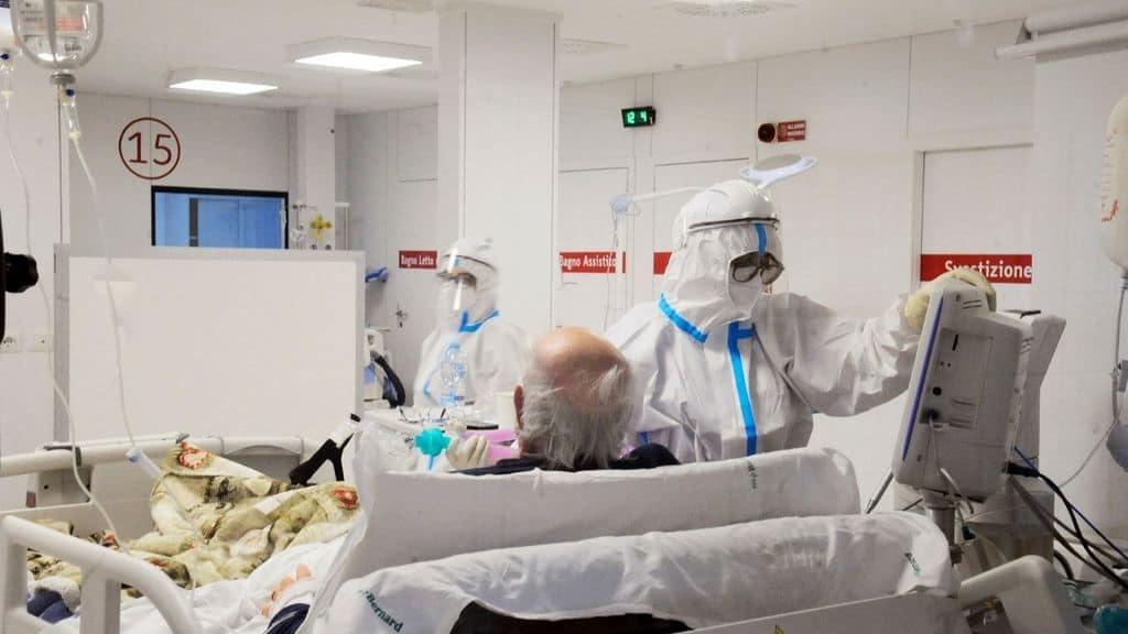 brasile pazienti covid sedativi