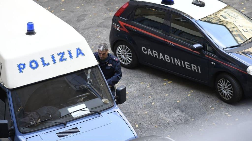 carabinieri sgozza moglie e cane