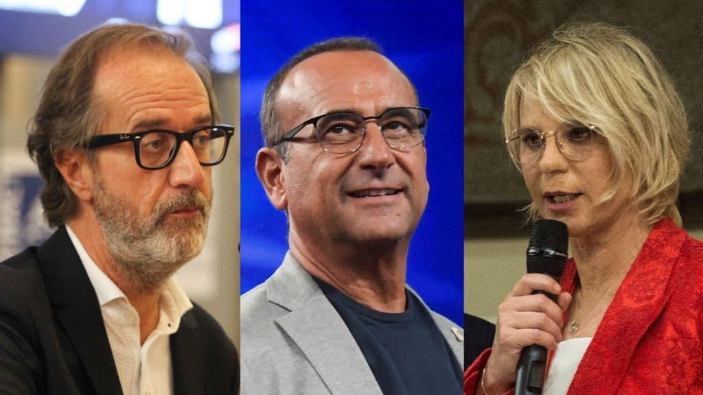 Top Dieci di Carlo Conti evita la De Filippi e va in onda il venerdì, Coletta: