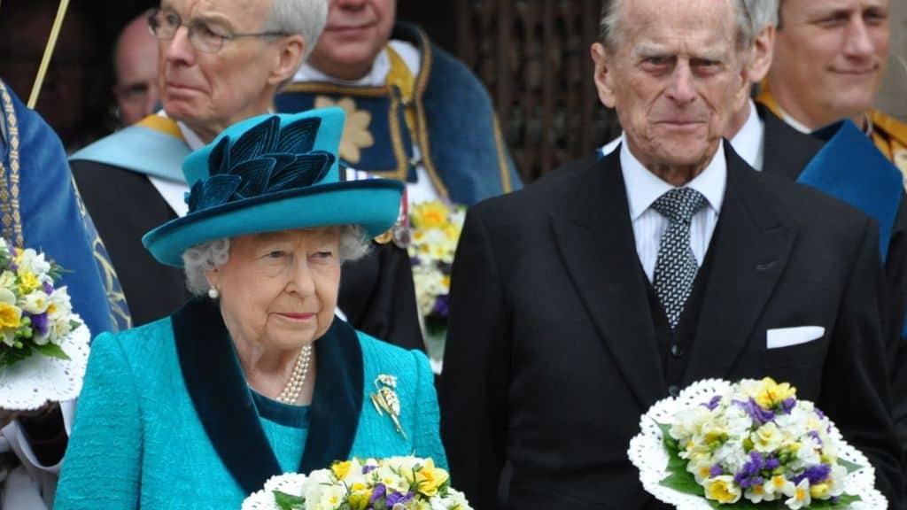 Regina Elisabetta e il Principe Filippo
