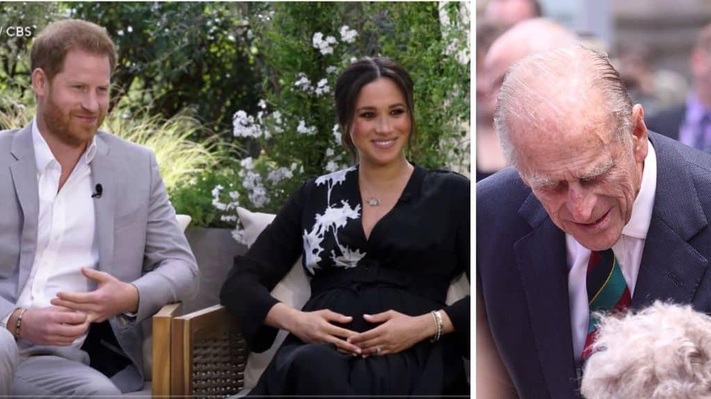 Harry, Meghan e il Principe Filippo