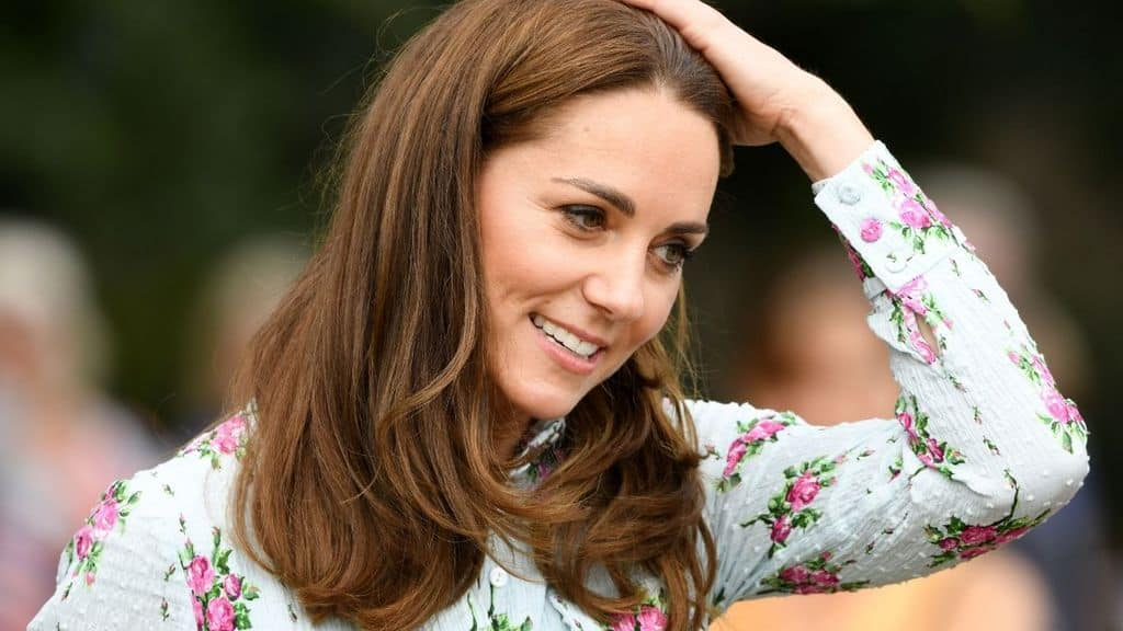Kate middleton debutto da futura regina
