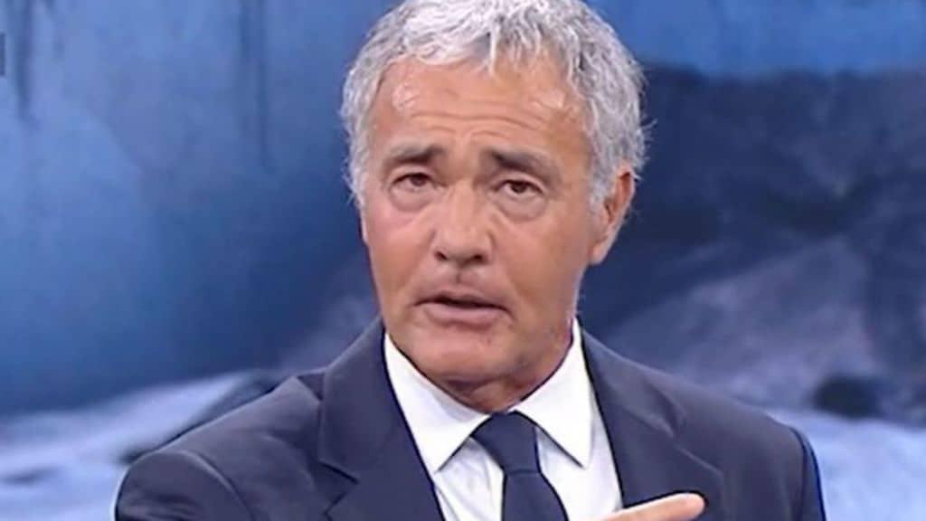 Massimo Giletti non andrà più in onda la domenica: importante cambiamento per Non è l'Arena
