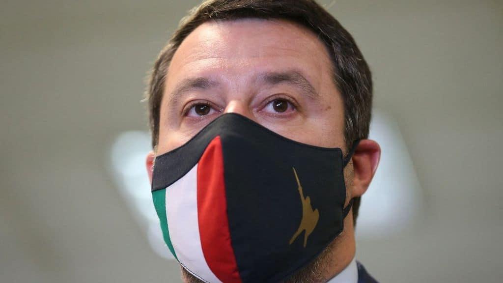 Matteo Salvini rinviato a giudizio