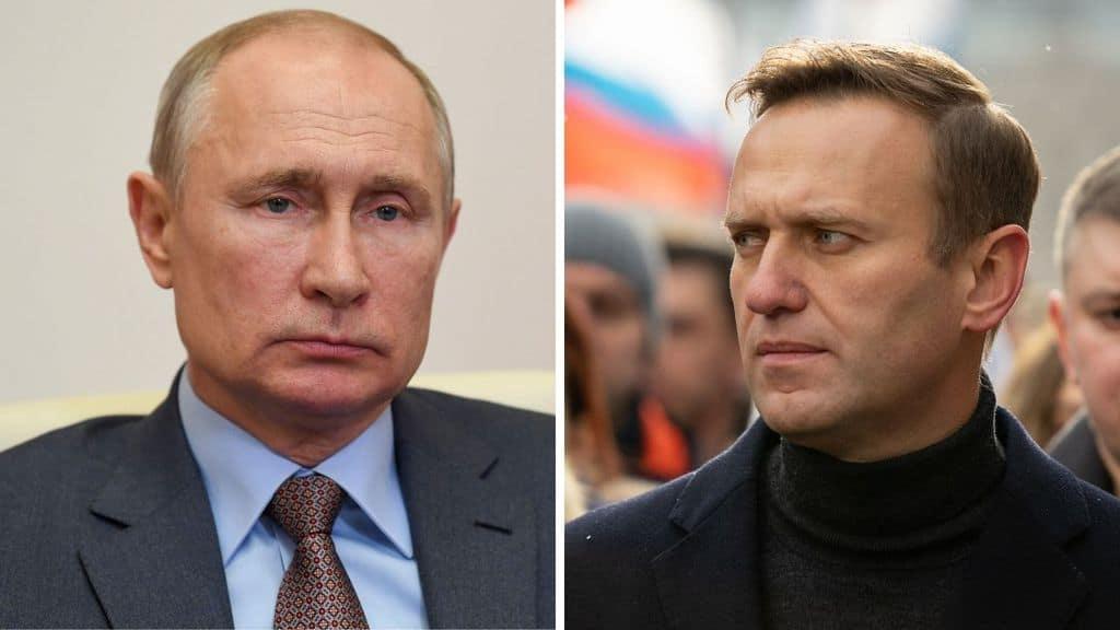 Alexei Navalny sta morendo