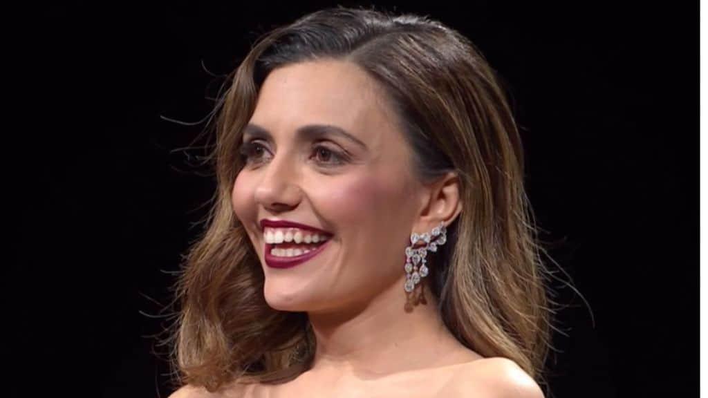 Serena Rossi Canzone Segreta