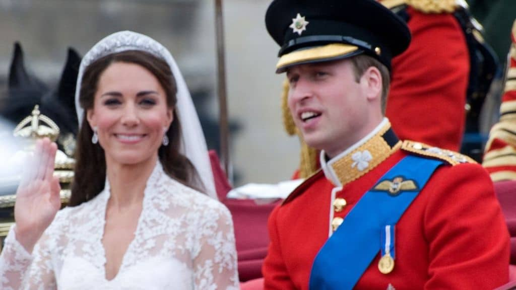 10 anni di matrimonio per William e Kate