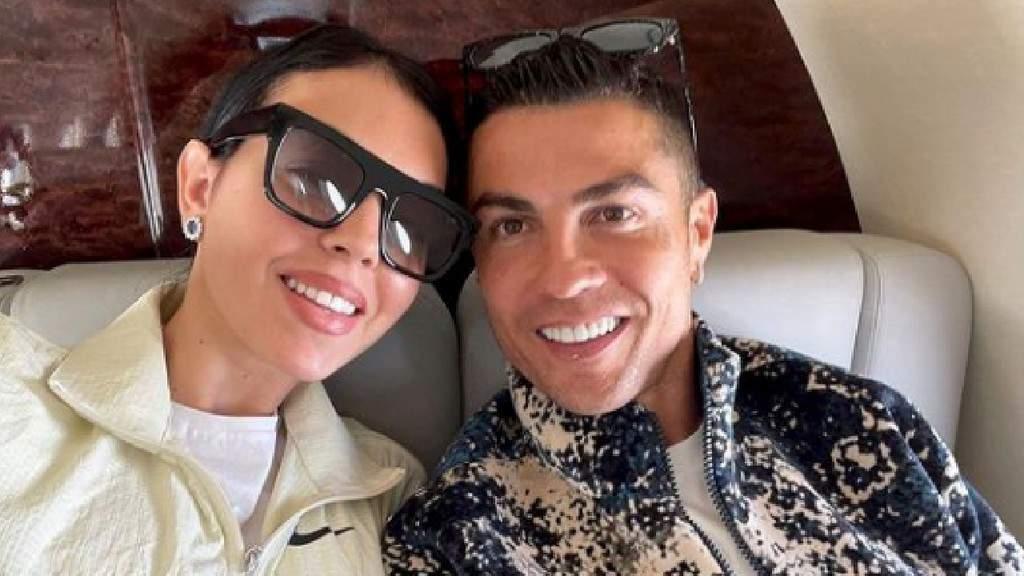 Cristiano Ronaldo e Giorgina Rodriguez