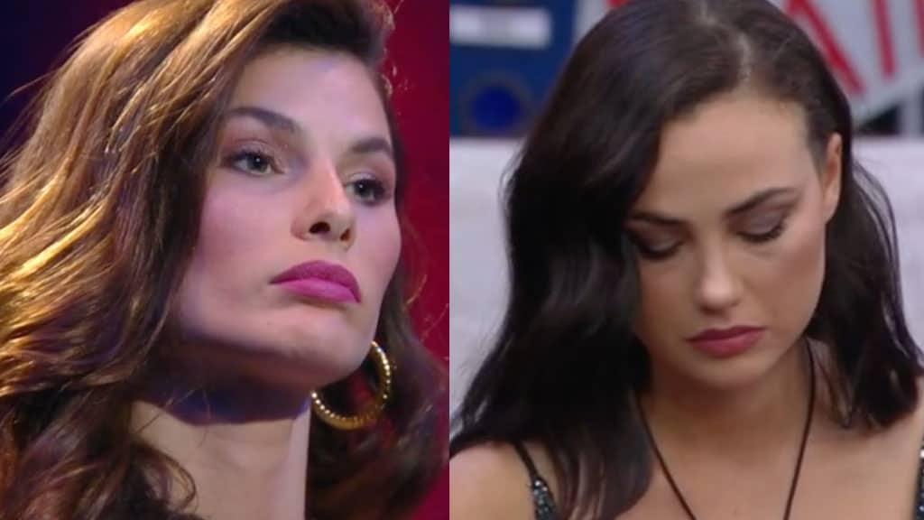 Dayane Mello e Rosalinda Cannavò insieme dopo il lutto