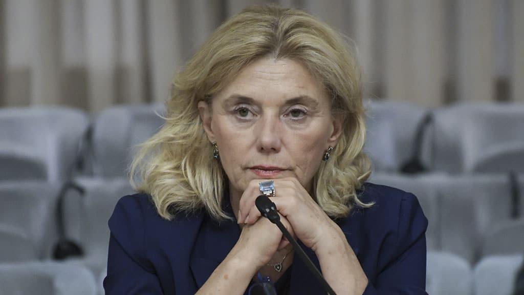 Elisabetta Belloni capo dei Servizi segreti italiani