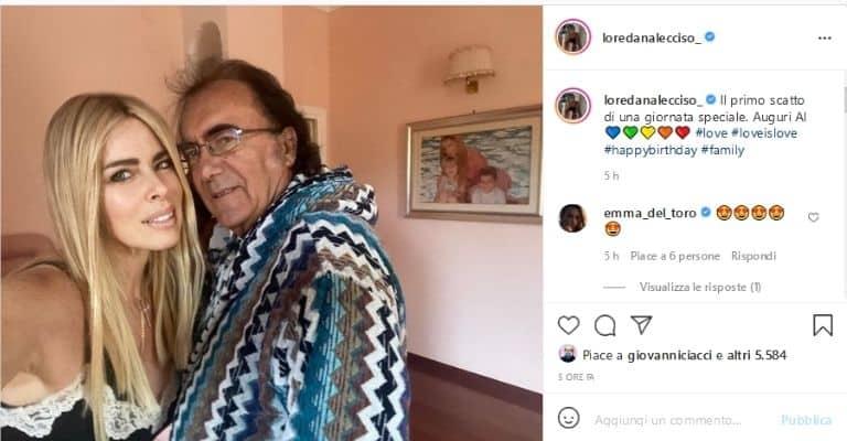 Loredana Lecciso Al Bano