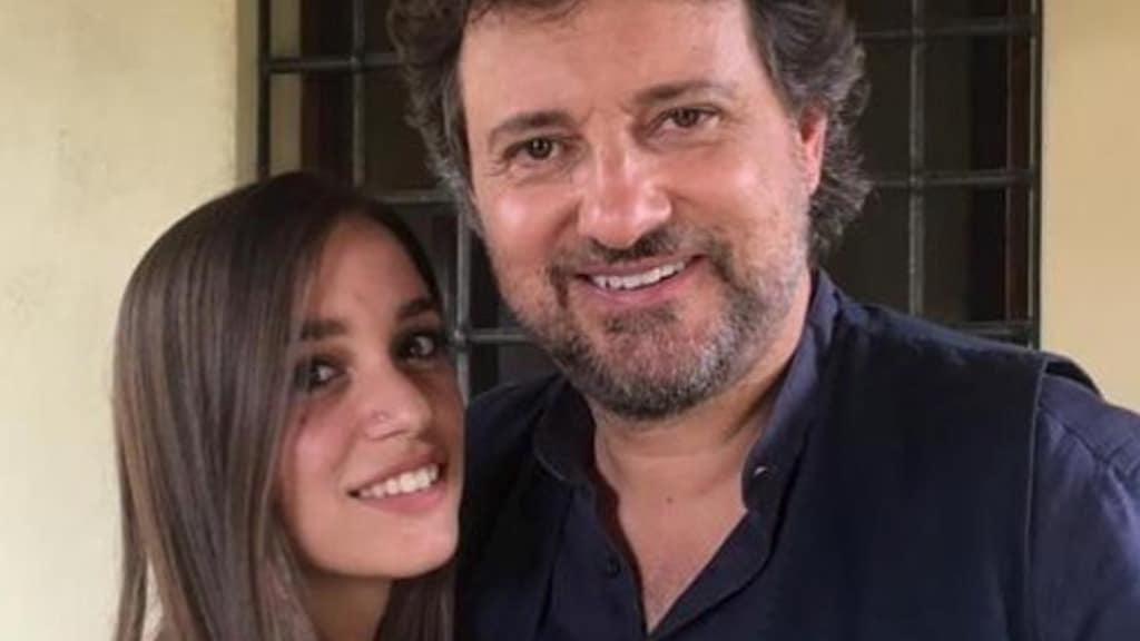 Leonardo Pieraccioni e Luana D'Orazio