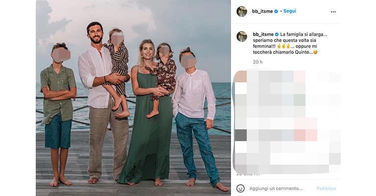Post di Barbara Berlusconi su Instagram