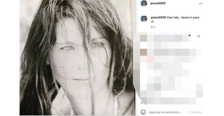 Post Instagram di Nicola Carraro