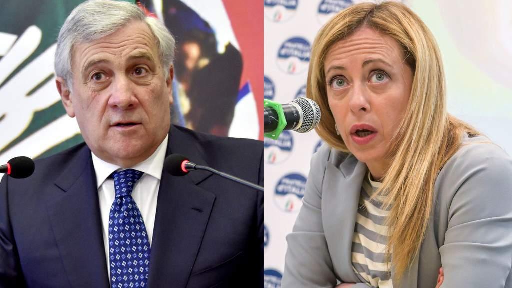 Concetto di Famiglia per Tajani e Meloni
