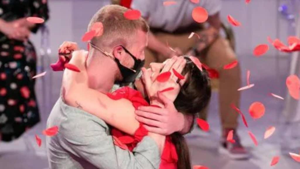 Alessio Ceniccola e Samantha Curcio video dopo la scelta a uomini e donne