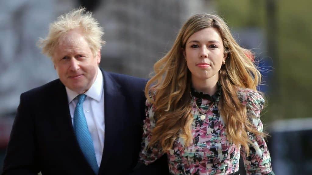 Boris Jhonson ha sposato Carrie Symonds