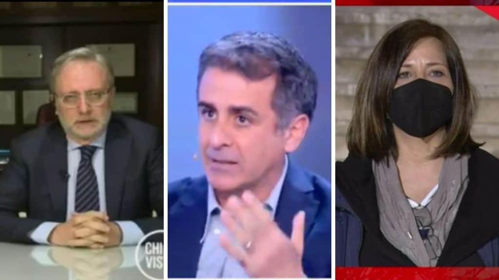 Carmelo Abbate critica le operazioni sul caso Denise Pipitone
