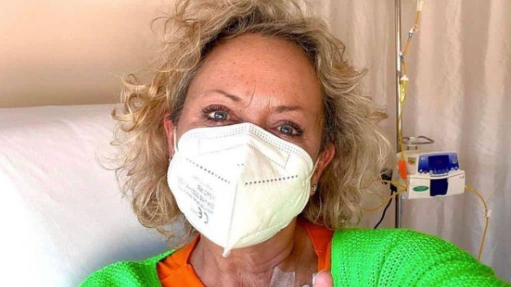 ultimo ciclo di chemioterapia per carolyn smith