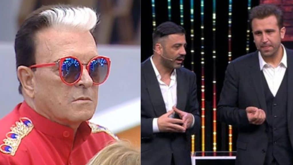 Cristiano Malgioglio pronto per l'Eurovision song contest e su Pio e Amedeo:
