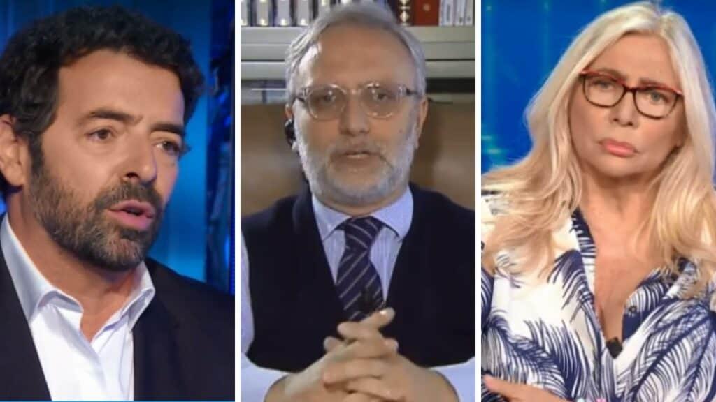 Denise Pipitone, Giacomo Frazzitta a Domenica In rinnova l'appello al nuovo testimone anonimo, e svela altri ...