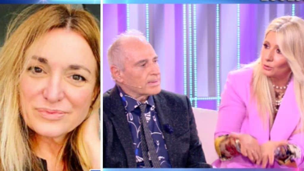 Edoardo Vianello ospite a Domenica Live ricorda la figlia Susanna