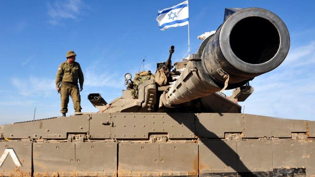 esercito israeliano entra nella striscia di gaza