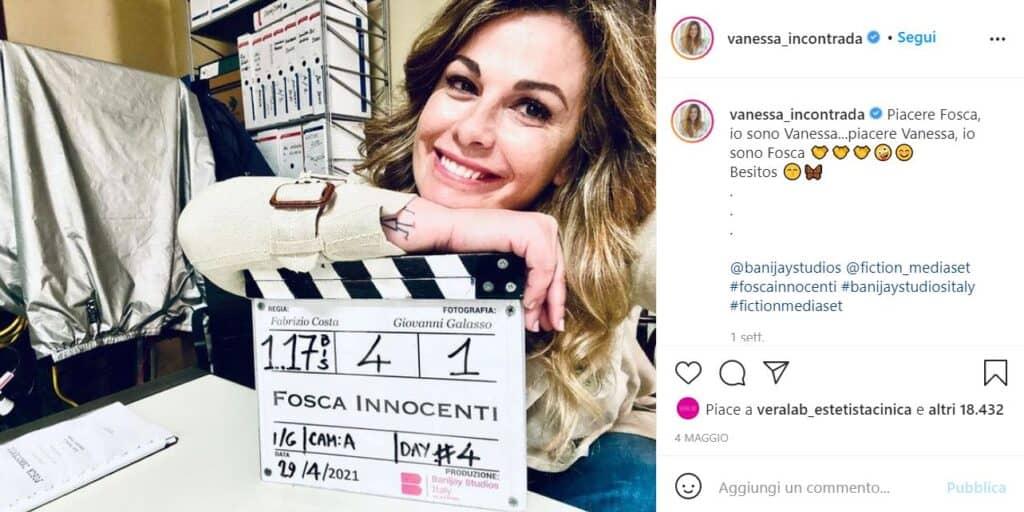 Vanessa Incontrada nel cast di Fosca Innocenti
