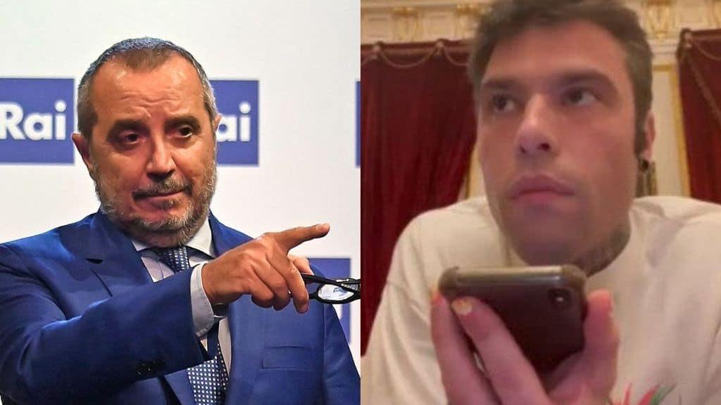 Franco Di Mare su Facebook prende le distanze dalle accuse di censura e si scaglia contro Fedez: