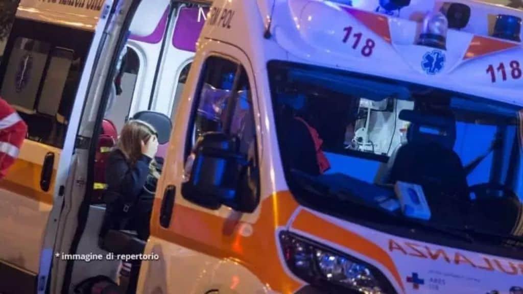 incidente a corciano, morta una bambina piccola