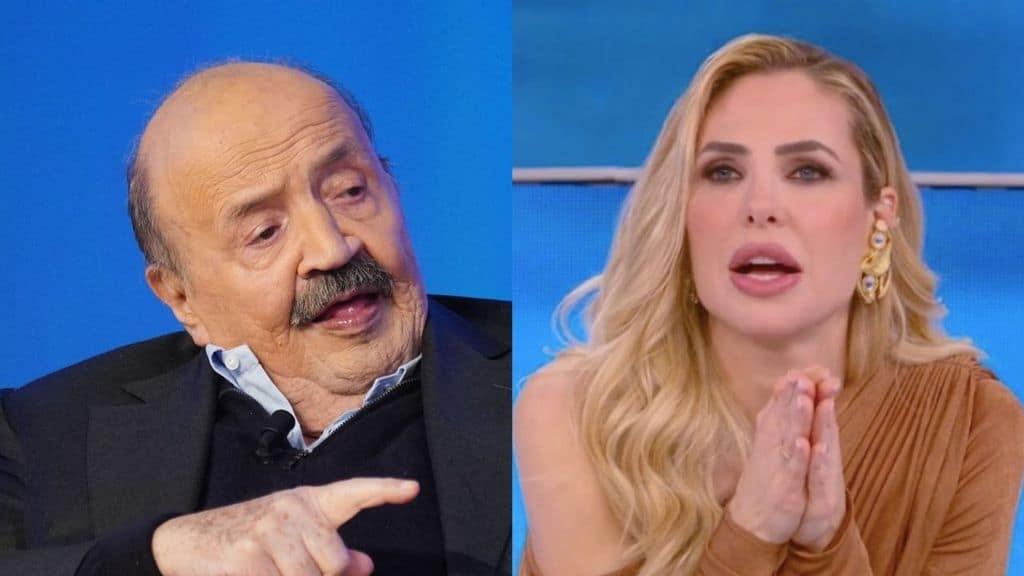 Maurizio Costanzo boccia L'Isola dei Famosi: lo show di Ilary Blasi stroncato dal giornalista
