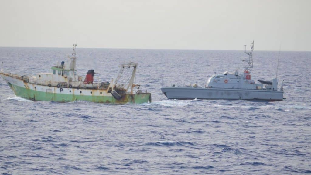 Il peschereccio Aliseo è rientrato in porto a Mazara del Vallo