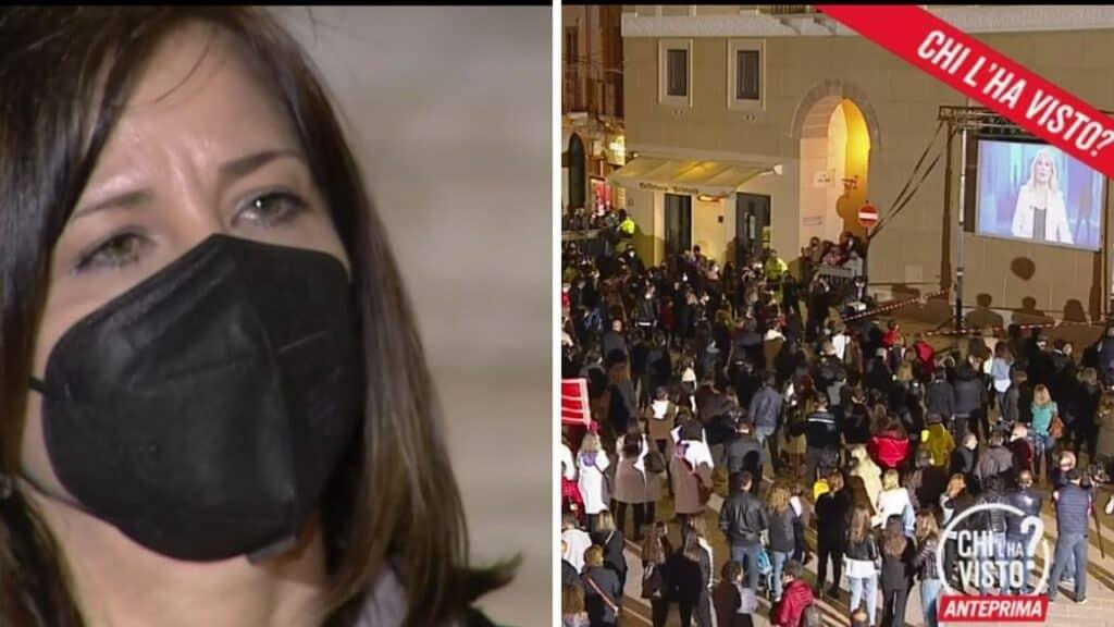 """Denise Pipitone, rilievi in casa di Anna Corona, la rabbia di Piera Maggio a Chi l'ha visto: """"Mi aspettavo un po' di delicatezza"""""""
