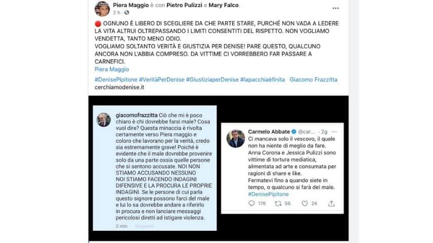 Il post di Piera Maggio