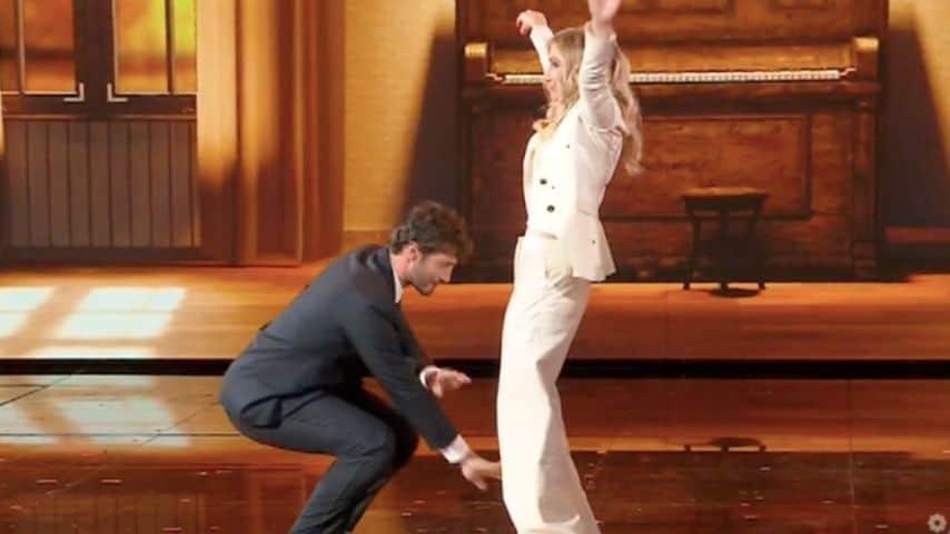 Il balletto di Stefano De Martino e Lorella Cuccarini