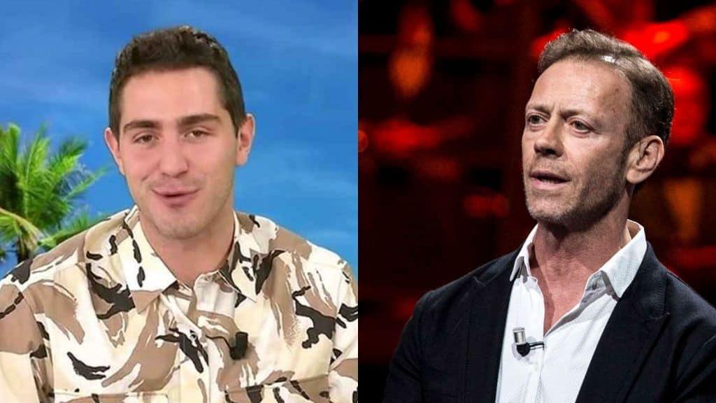 Tommaso Zorzi e la confessione piccante a Rocco Siffredi: